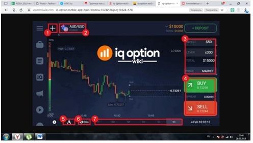 Apprendre a trader sur iq option
